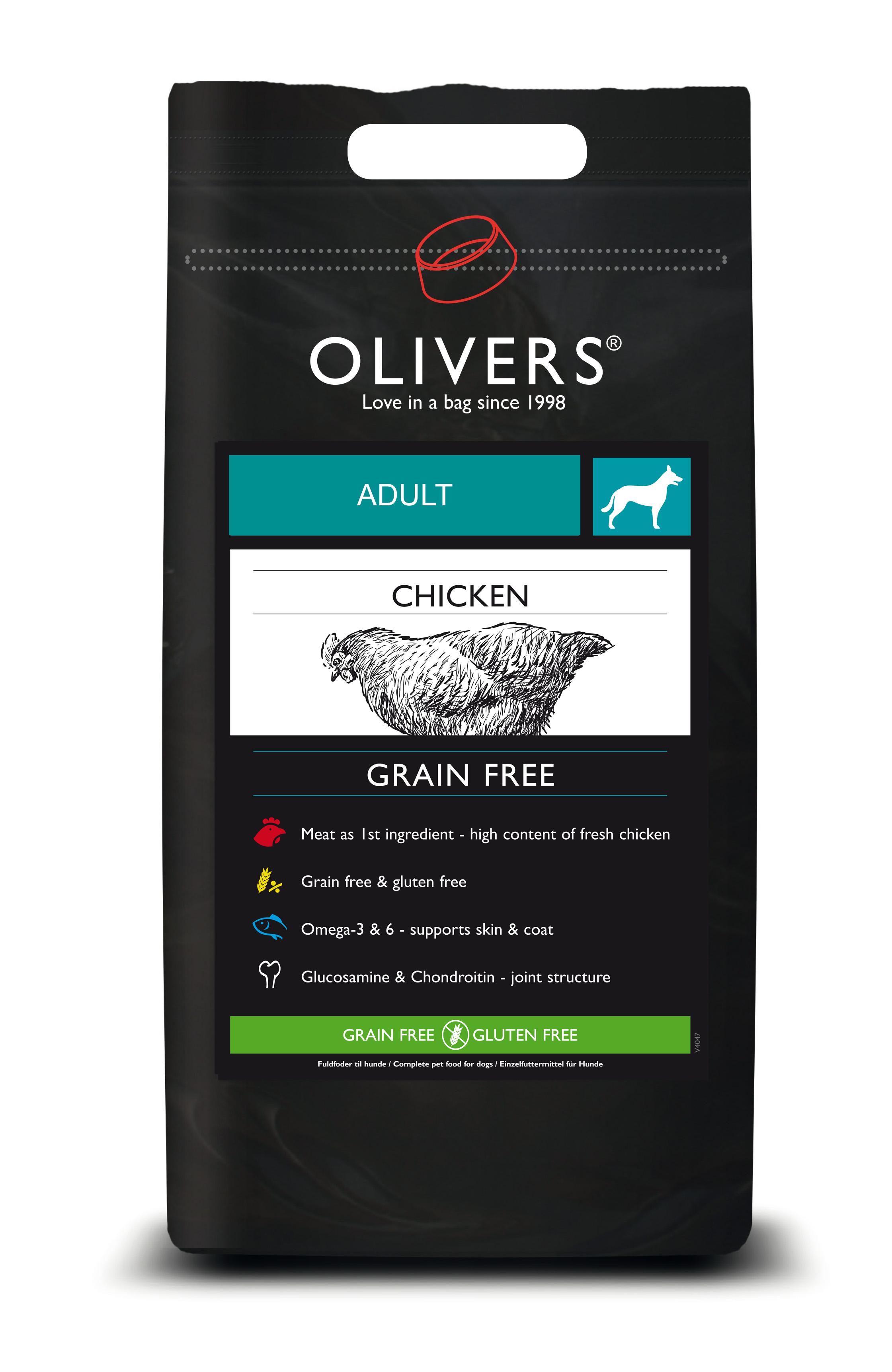 Chicken grain free adult